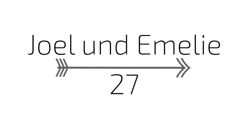 [Blogroman] Joel und Emelie 27